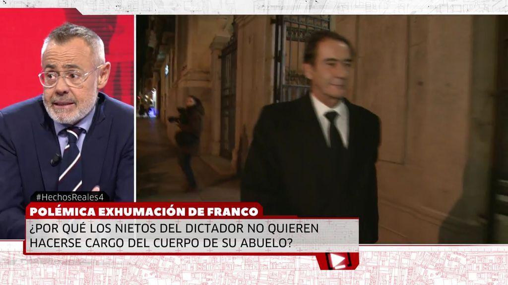 "Jordi González: ""Lo que no van a hacer es tirar a una momia a la basura"""