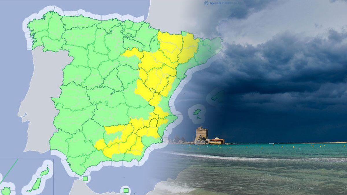 Segunda quincena de agosto: 16 provincias en aviso por tormentas y lluvias