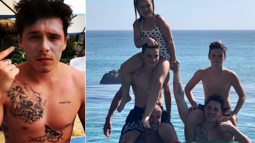 Lujo y reencuentro entre hermanos: repasamos qué hacen cada uno de los Beckham en sus vacaciones en Bali