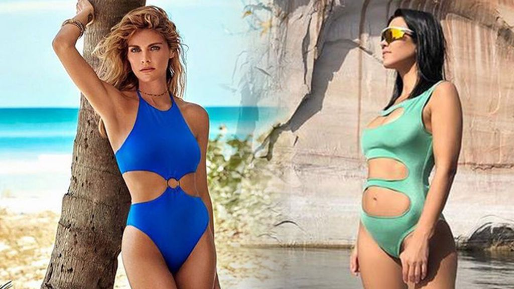 Monokini y trikini, cómo llevar bien esta tendencia