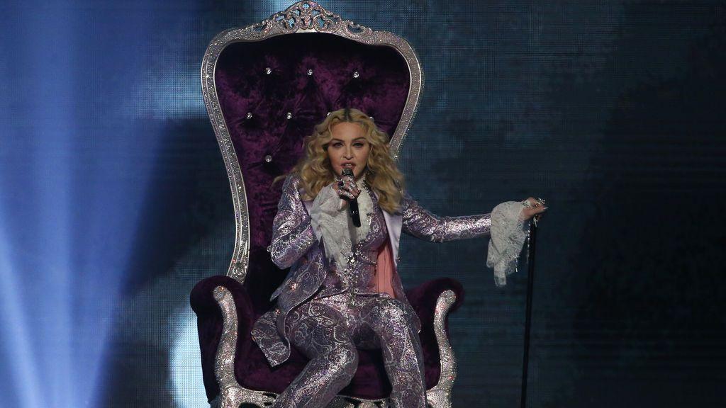 Madonna cumple 60 años.