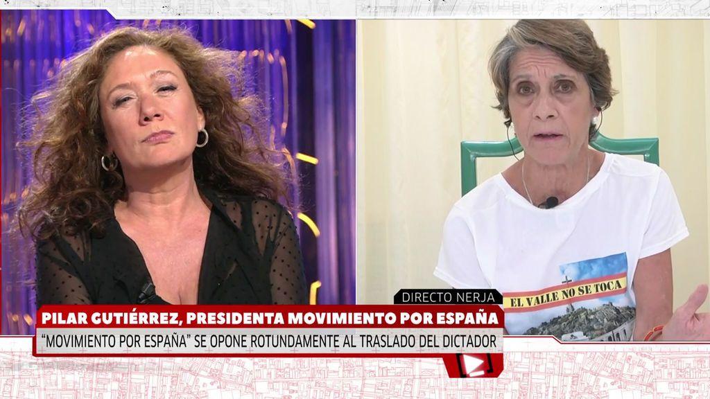 """Pilar Gutiérrez, a Cristinas Fallarás: """"Eres una psicópata, igual que tus amigos los republicanos"""""""