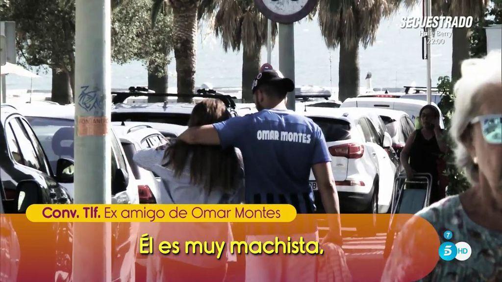 """Un ex amigo de Omar Montes: """"Diferencia entre 'guarras' y 'mujeres mujeres"""""""