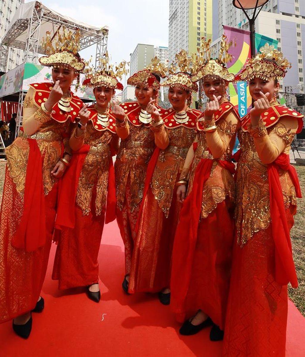 Juegos Asiáticos en Indonesia
