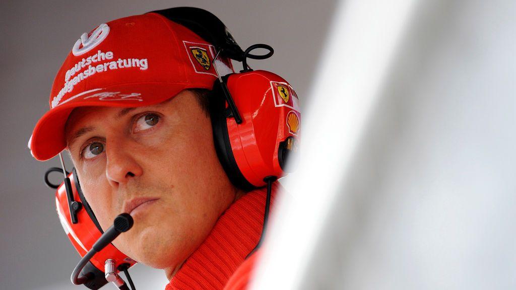 La portavoz de Michael Schumacher desmiente el traslado del expiloto a Mallorca