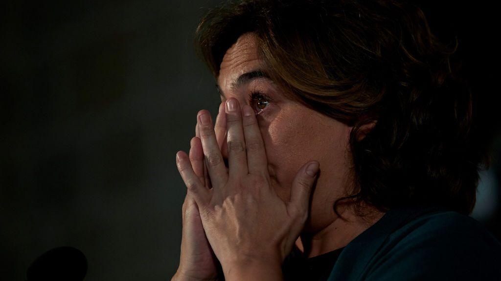 """Ada Colau, en el aniversario de los atentados de Barcelona y Cambrils: """"No olvidaremos jamás a las víctimas"""""""