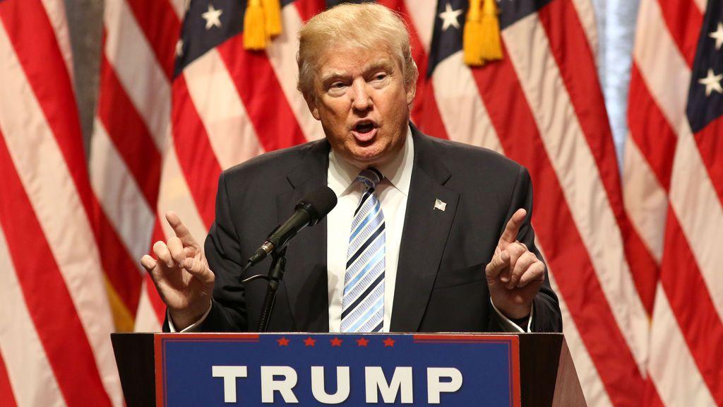 Imagen de 'El cuarto poder', serie documental emitida por Movistar+ que retrata la cobertura en 'The New York Times' del primer año de Donald Trump en la Casa Blanca.