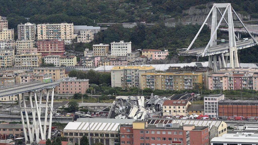 Atlantia paga caro el desastre y se deja más de un 22% en la Bolsa de Milán