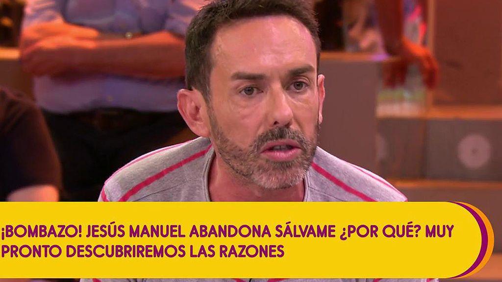 Jesús Manuel Ruiz deja 'Sálvame'