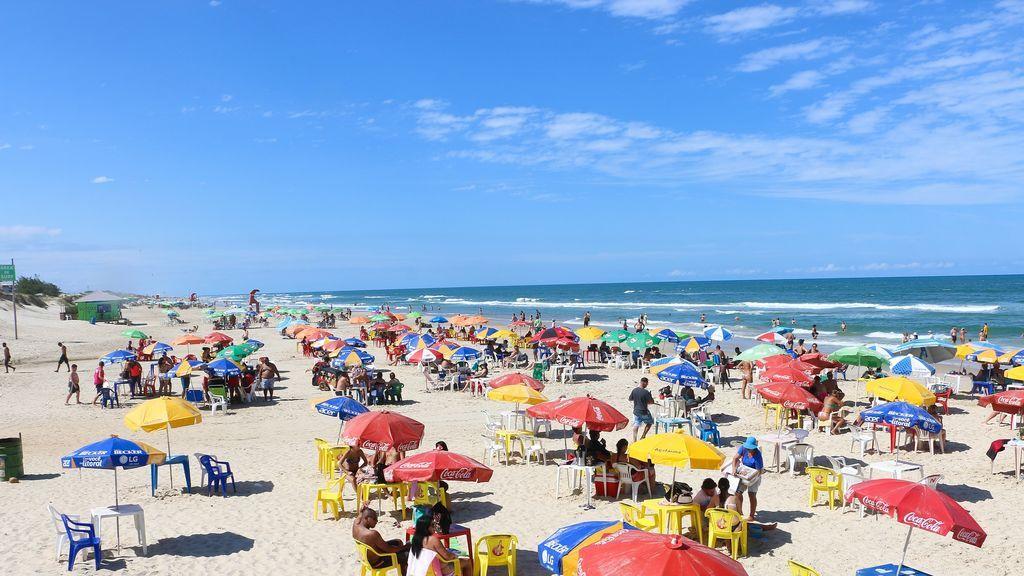 playa verano agosto