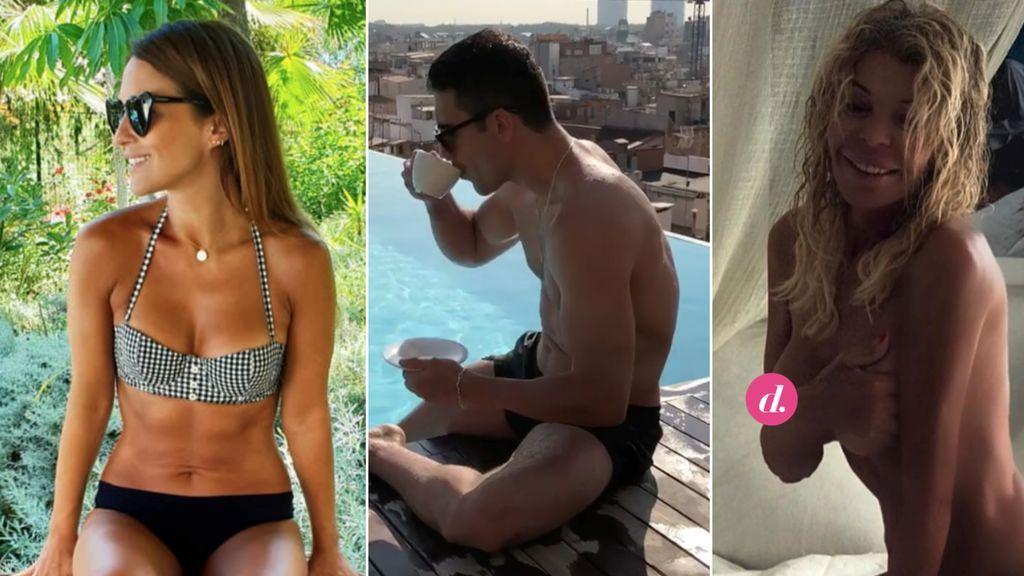 I'm a diva: 'ranking' de las 10 fotos más postureo del verano