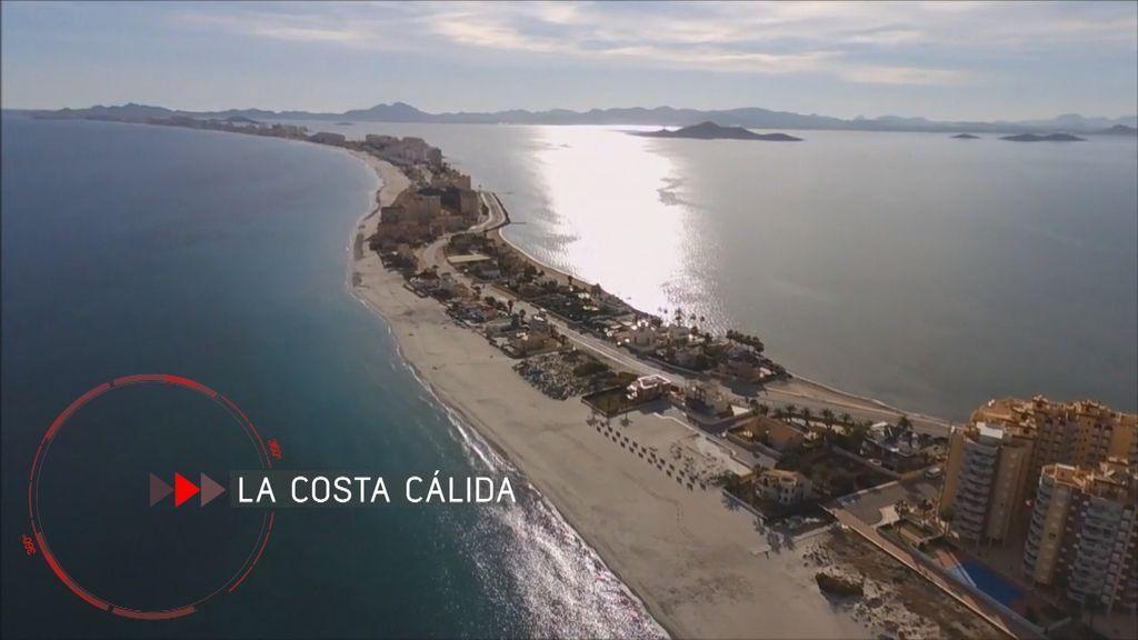 La Costa Cálida, en 'El verano en el punto de mira'.