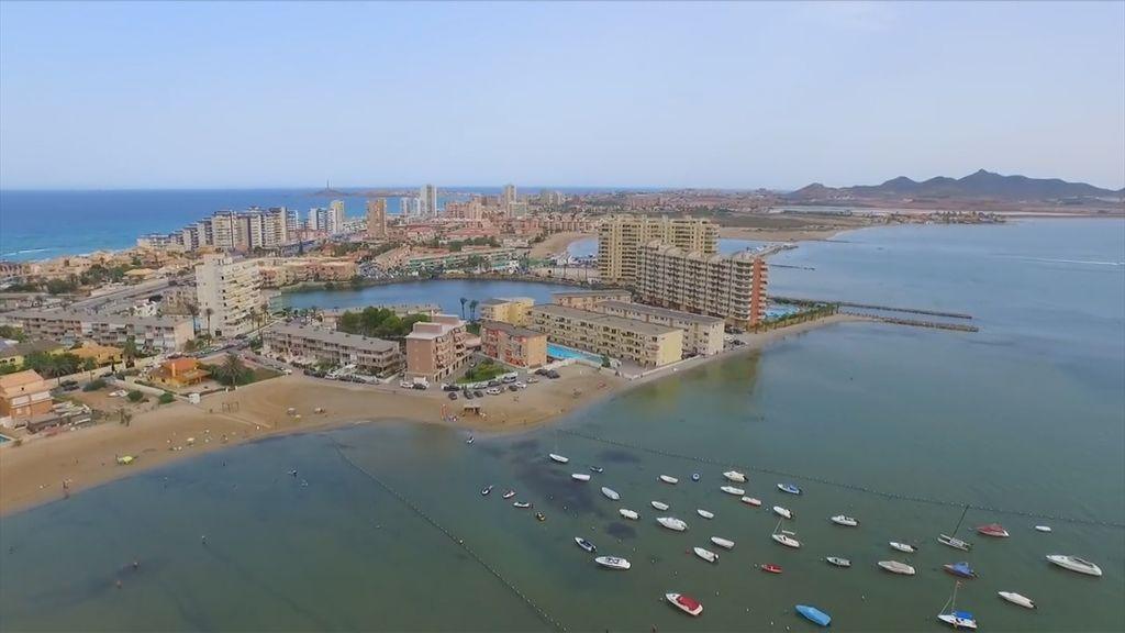 La Costa Cálida, la región más desconocida del litoral mediterráneo y la que más crece en turistas, pone su 'Verano en el punto de mira'