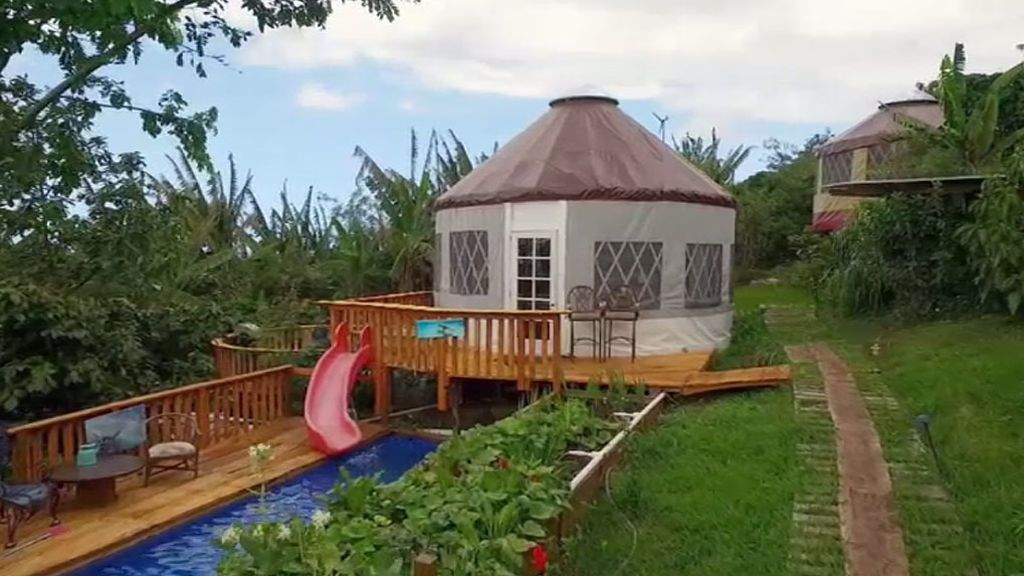 Si eres un amante de la naturaleza, una yurta es tu casa ideal