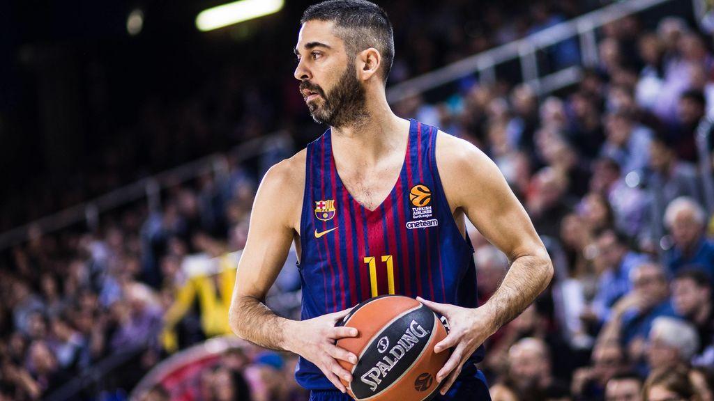El Barcelona anuncia la retirada de Juan Carlos Navarro