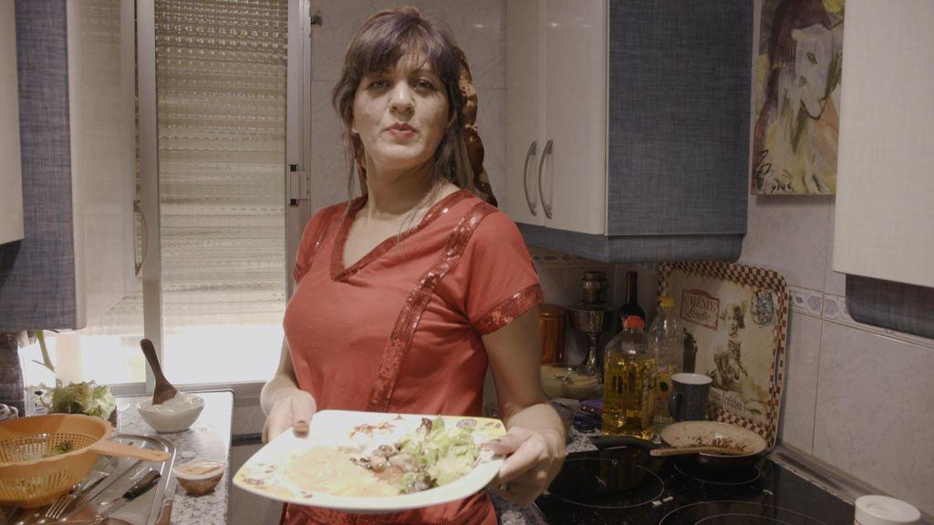 Sor Hammond, en el programa de 'Ven a cenar conmigo' que Cuatro emite el jueves 23 de agosto.