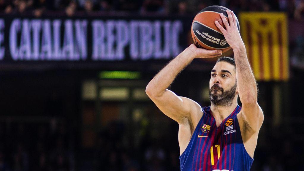 """El mundo del deporte se vuelca con Navarro tras su retirada:- """"A partir de hoy el baloncesto es menos baloncesto"""""""