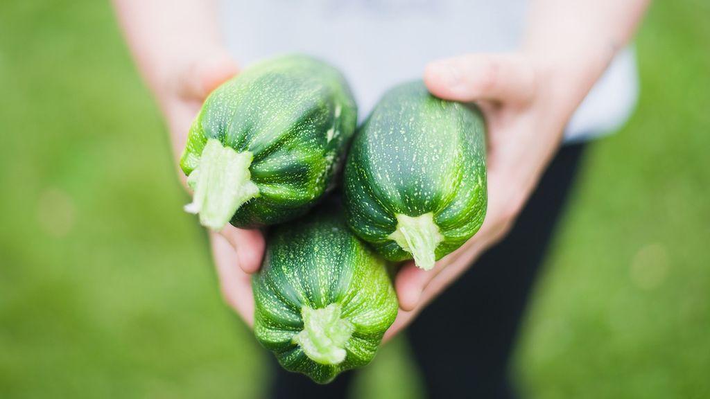 Los beneficios para la salud de comer calabacín