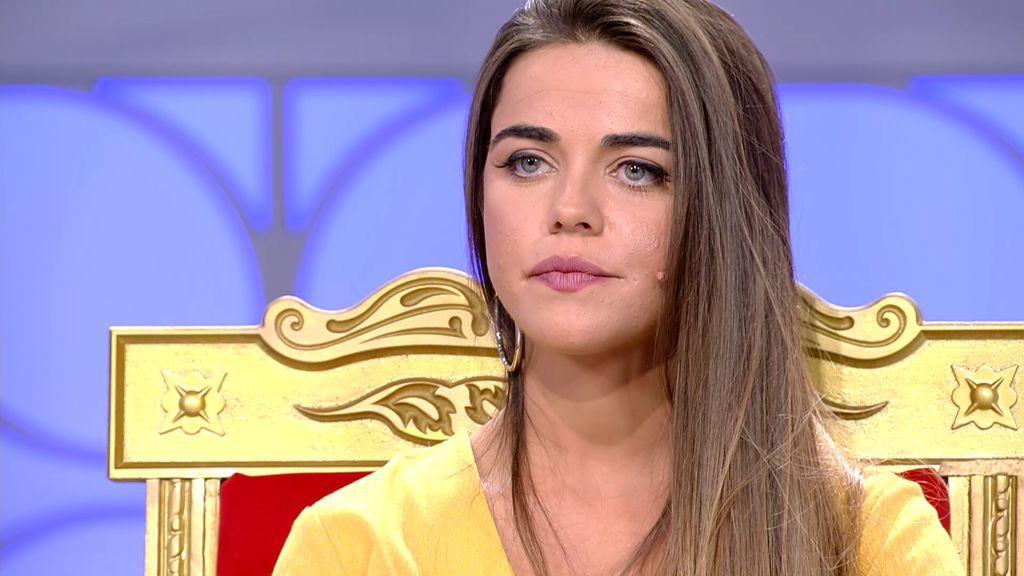 """Violeta da el ultimátum a Julen entre lágrimas: """"Llevo dos meses arrastrándome, se acabó"""""""
