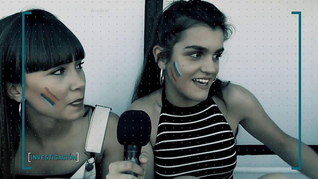 El entorno de Amaia y Aitana nos cuenta cómo les ha cambiado la fama