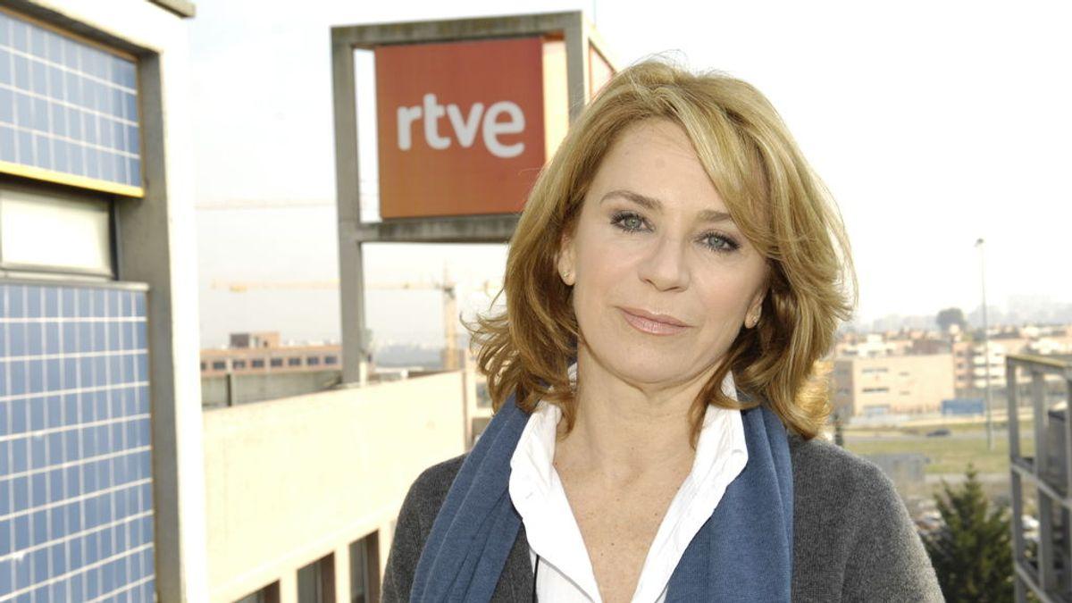 Elena Sánchez Caballero, secretaria general corporativa de RTVE.