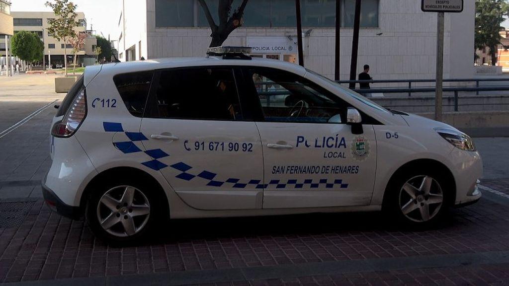 Prisión provisional por una agresión a su pareja en San Fernando de Henares