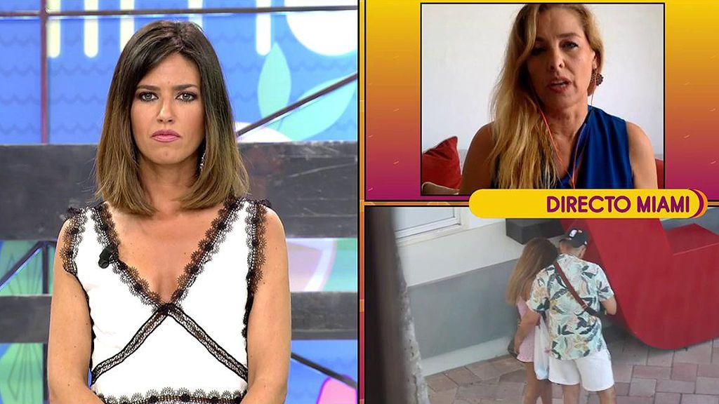 """Rocío Sañudo, desde Miami: """"Puede que Chabelita haya hecho un acuerdo con alguna exclusiva para hacerse un apaño"""""""