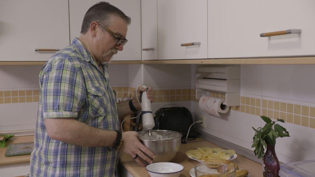 Anfitrión de 'Ven a cenar conmigo', en el programa que Cuatro emite el martes 21 de agosto.