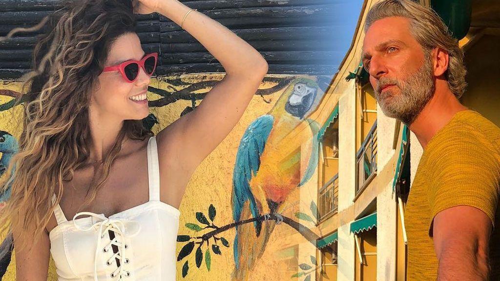 Juana Acosta y de Ernesto Alterio