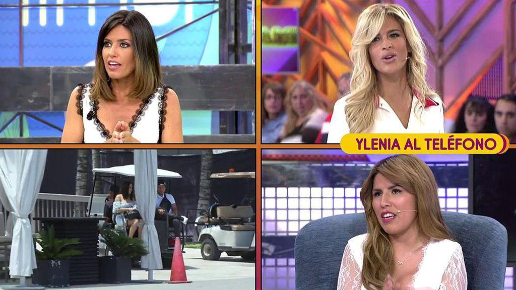 """Ylenia carga contra el nuevo 'amigo' de Chabelita: """"No es número 1 de nada, no le conocen ni en su casa"""""""