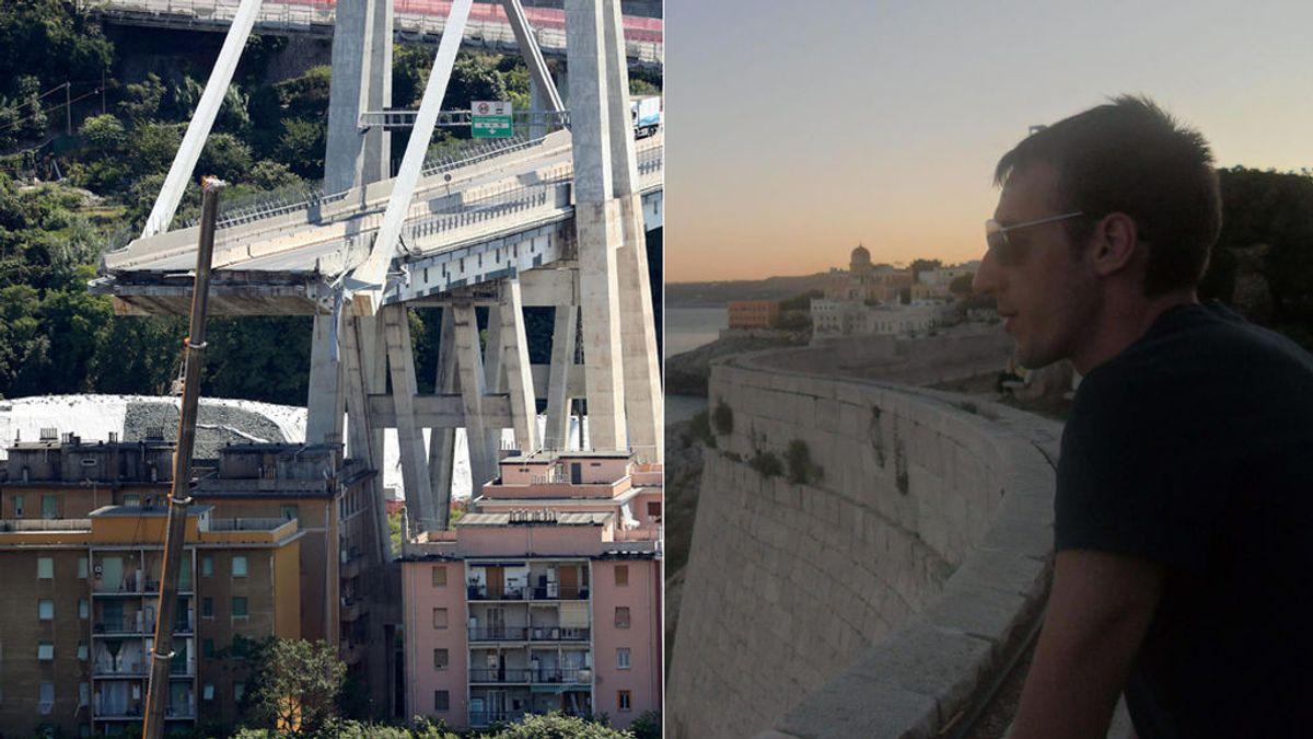 Aumentan a 42 los muertos en Génova por el desprendimiento del puente Morandi