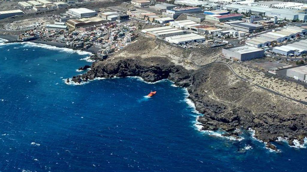 Cerradas al baño dos playas de Tenerife por un derrame de fuel