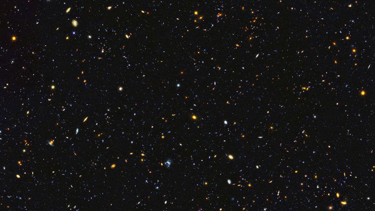 La NASA captura una de las vistas panorámicas más grandes del universo