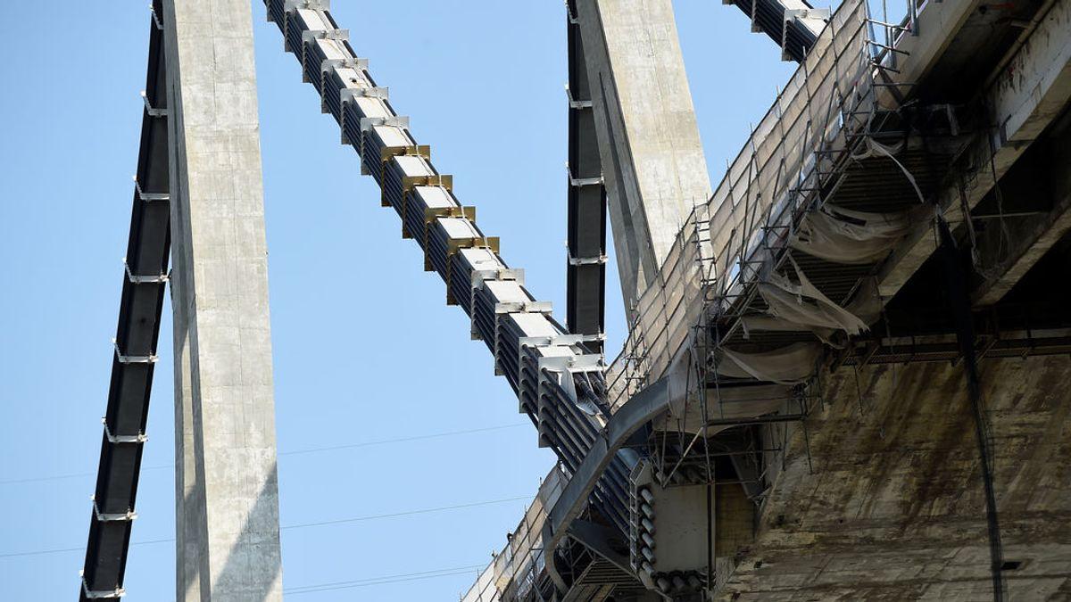 Una familia y su hija de 9 años, nuevas víctimas en el desplome del puente Morandi
