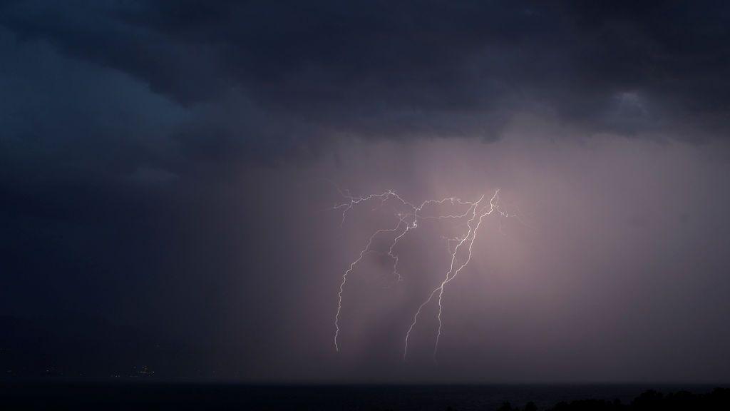 Cataluña y Baleares están en alerta naranja por lluvias