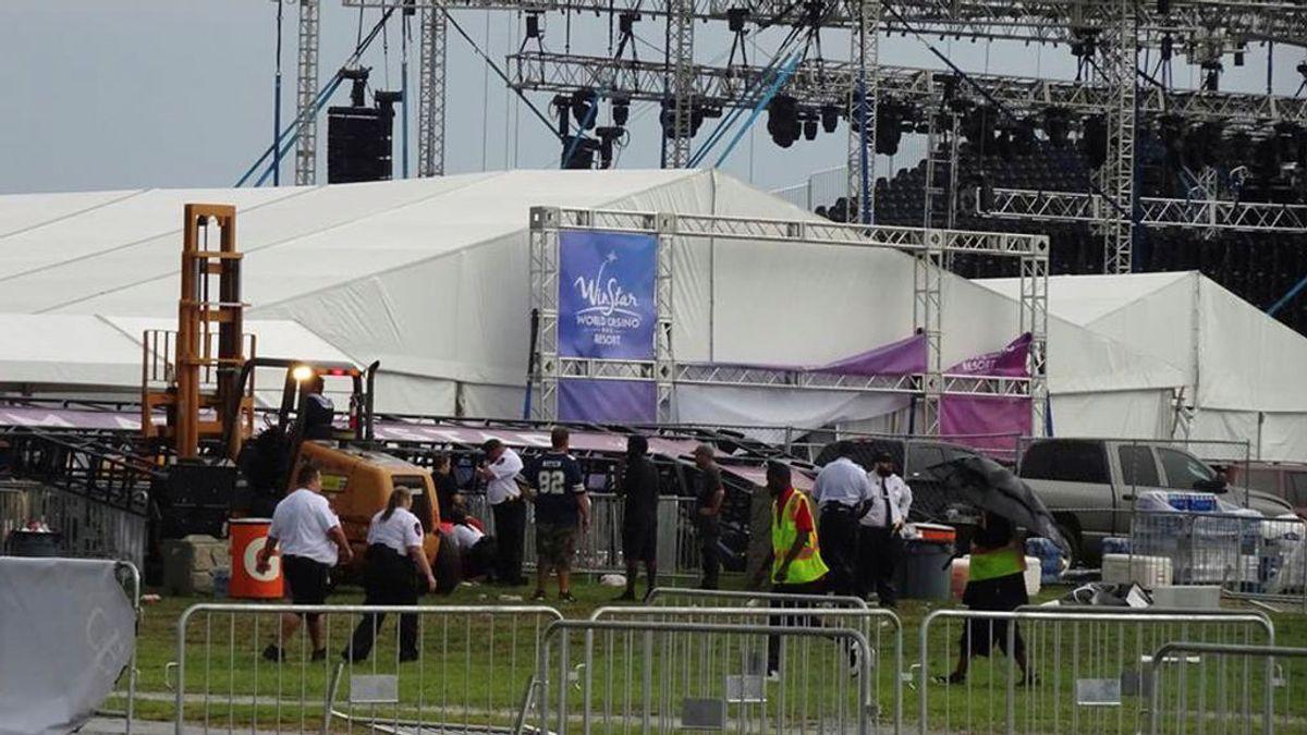 Heridas 14 personas cuando hacían cola para un concierto de Backstreet Boys en Oklahoma