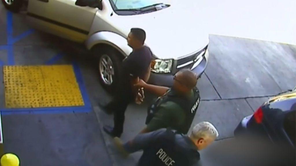 Detenido un mexicano en California por estancia ilegal cuando llevaba a su mujer a dar a luz