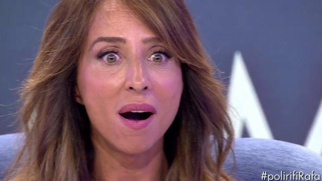 María Patiño, sin palabras: Rafa Mora desvela con qué colaboradoras ha tenido un sueño erótico