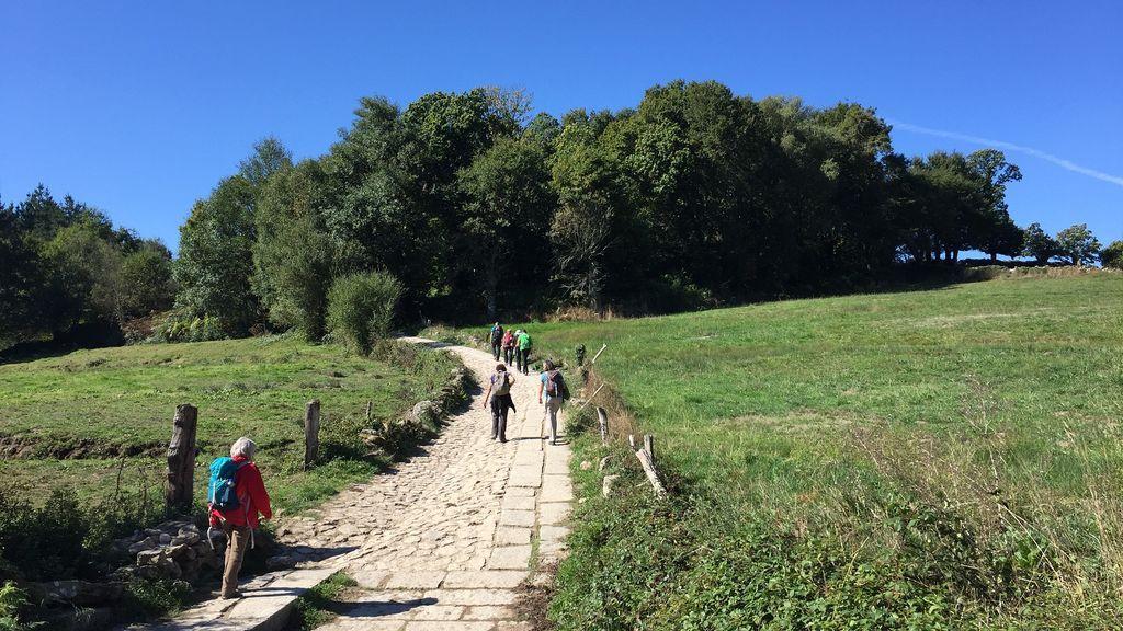 Un millar de agentes blinda la ruta Jacobea para proteger a los peregrinos