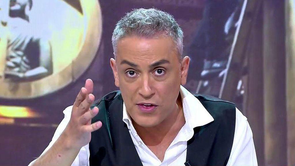 """El ataque de Kiko Hernández a Chabelita por su falta de profesionalidad en un bolo: """"Eres vaga, jeta y caradura"""""""