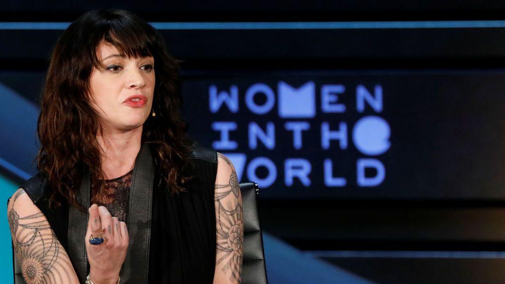 Asia Argento, pionera del Me Too, acusada de abuso sexual por un menor al que habría pagado por su silencio
