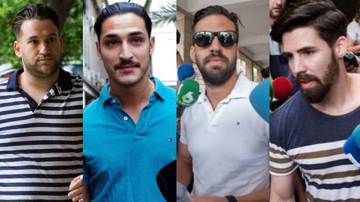 Miembros de 'La Manada' tienen que abandonar una piscina en Sevilla al ser increpados por los bañistas