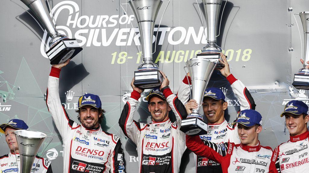 Fernando Alonso se queda sin victoria tras la descalificación de los Toyota por irregularidades técnicas