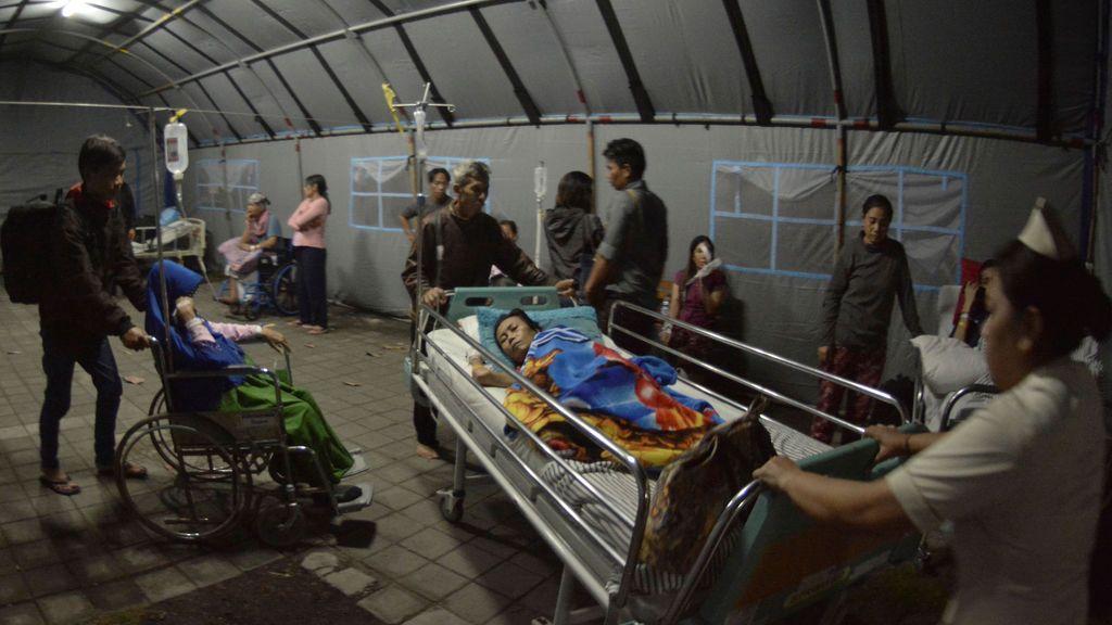 El terremoto de Lombok se cobra ya 10 Victimas mortales