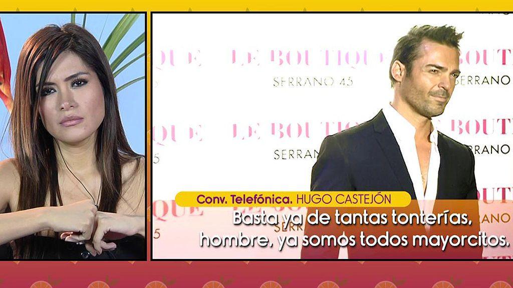 """Hugo Castejón responde a los ataques de Carlos Lozano: """"Se están ocultando las grandes verdades de este tema"""""""