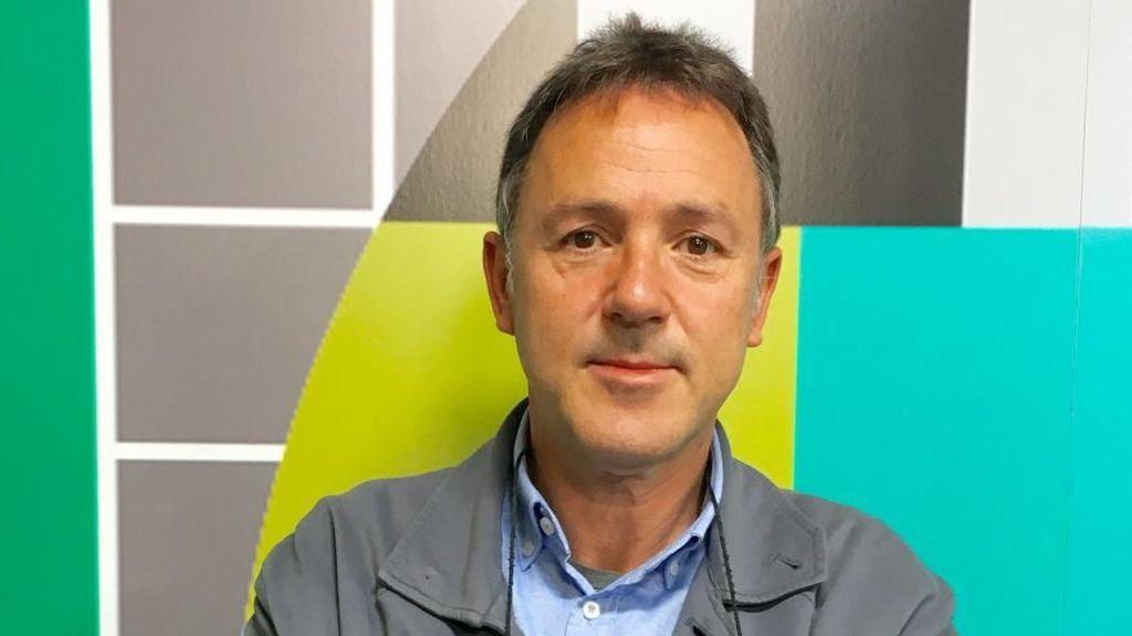 Pedro Guillermo Roncal Ciriaco, exdirector del canal 24 Horas de RTVE.