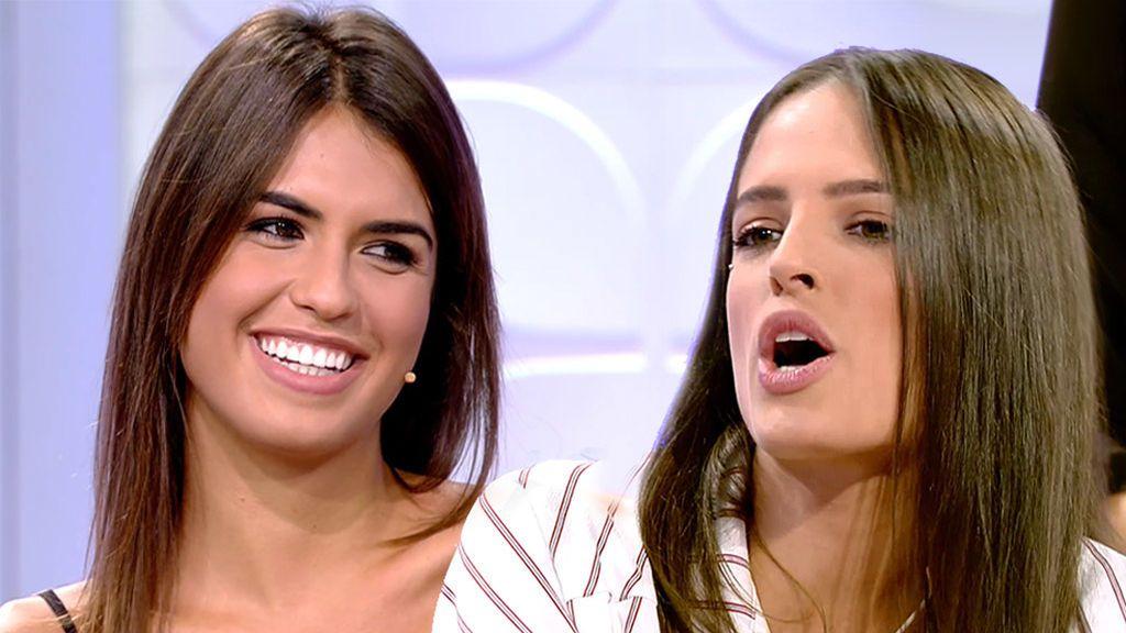 """Sofía Suescun se enfrenta a Maira por Jaime: """"Si me siento de pretendienta se va conmigo"""""""