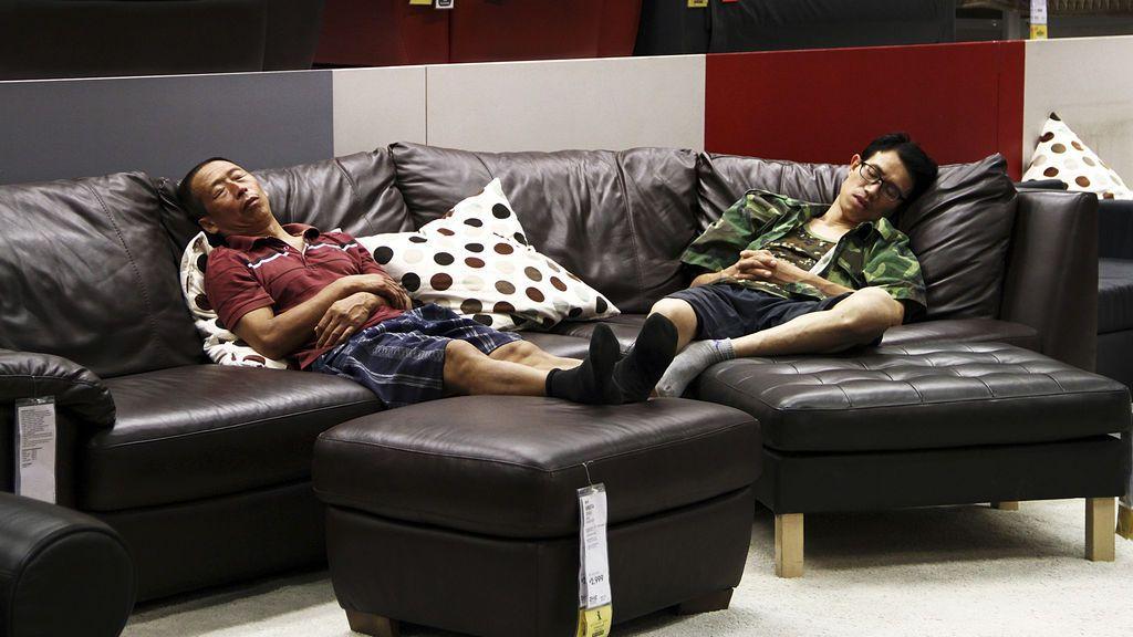 Dormir la siesta reduce el estrés y las enfermedades Cardiovasculares