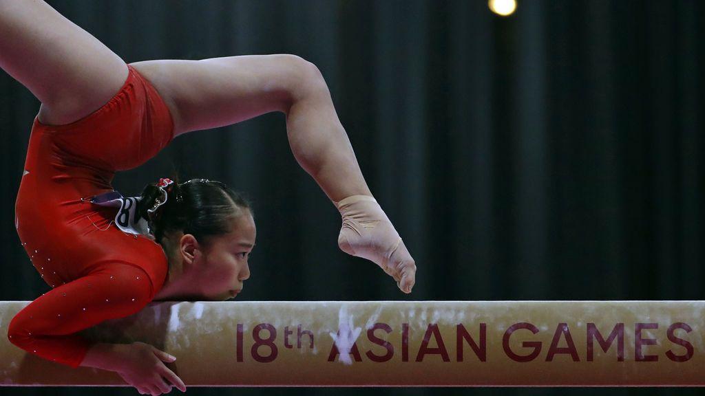 Juegos Asiáticos en Indonesia 2018