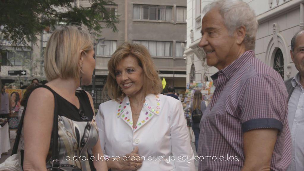 Mª Teresa confiesa a la hermana de Edmundo las verdaderas secuelas que le ha dejado el ictus que sufrió